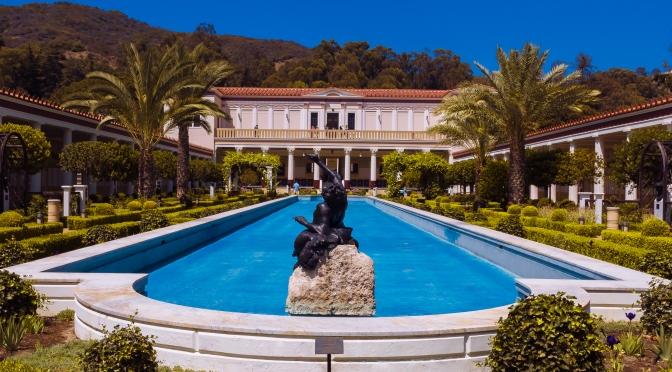 """Travel & Arts Video: """"The Getty Villa"""", Malibu (2020)"""