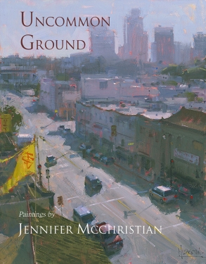 Uncommon Ground - Art Book - Jennifer McChristian