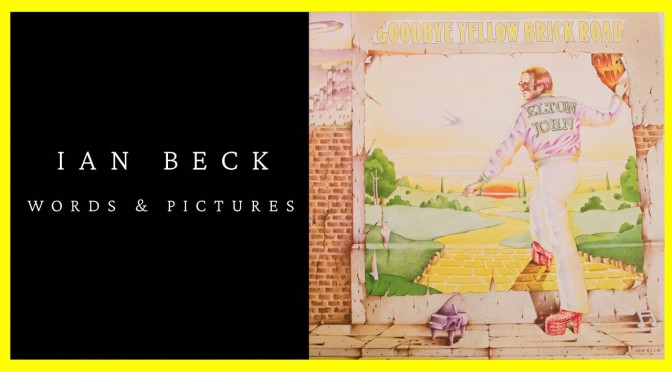 "Art Documentary: ""Words And Pictures – Ian Beck"""