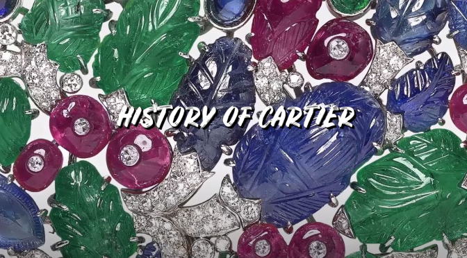 "Art & Design Video: ""History Of Cartier Jewelers"" (Christie's)"