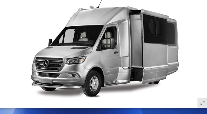 "Top New Motorhomes: ""2021 Airstream Atlas"" – ""Elegantly Expansive"""