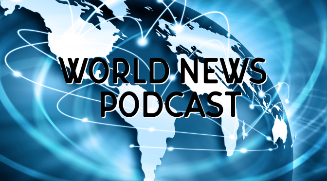 World News Podcast: Women Protest In Belarus, Western Wildfires, Lesbos