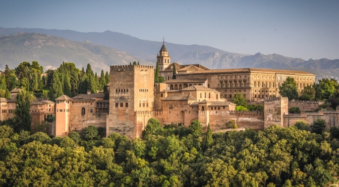 "Travel & Architecture: ""Alhambra Palace – The Red Castle"" In Spain (Video)"