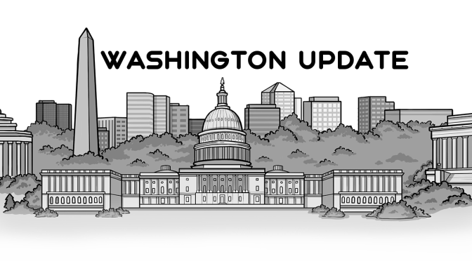 Washington Update: New Stimulus Bill, Campaign News & Floods (Podcast)