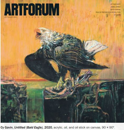 ARTFORUM - JULY AUGUST 2020