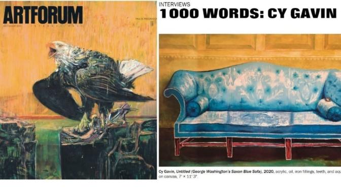 "Top New Art Magazines: ""ARTFORUM – July/August"""