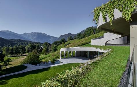 ATELIER ALICE TREPP - Mino Caggiula Architects 2019