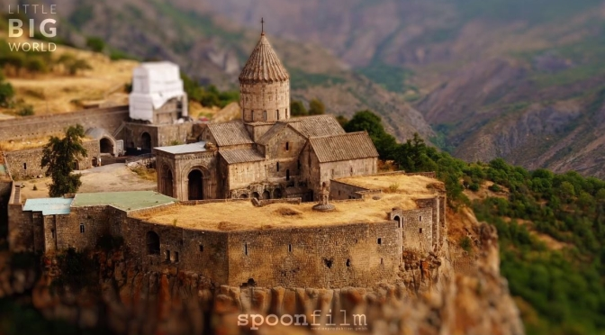 "Top New Travel Videos: ""Awsome Armenia"" By Joerg Daiber (2020)"