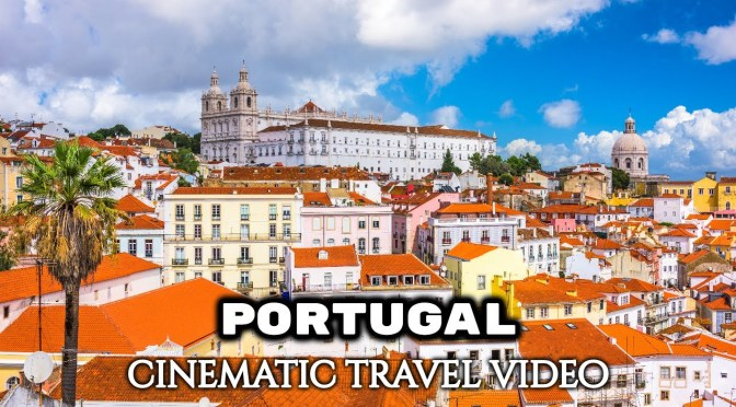 "New Travel Videos: ""Top Destinations In Portugal"""