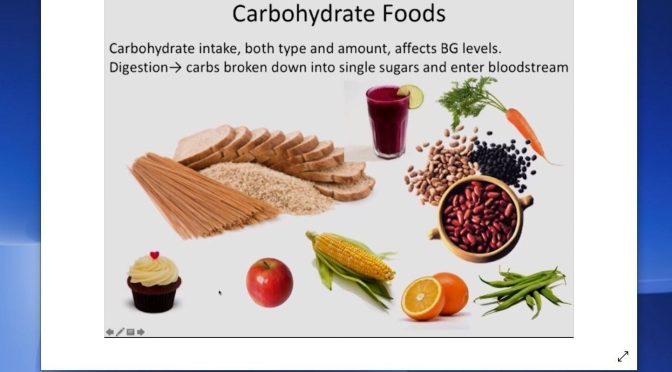 "Food: ""Carbohydrates In A Healthy Diet"" (Video)"