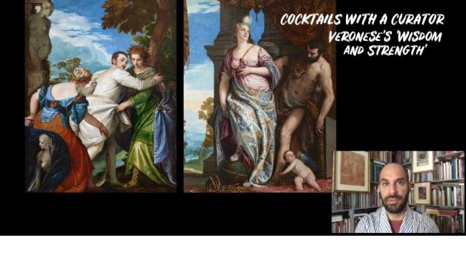 "Cocktails With A Curator: ""Veronese's 'Wisdom And Strength'"" (Frick Video)"