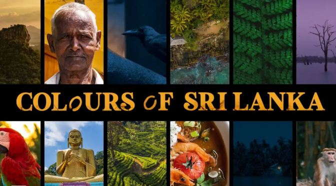 "Top New Travel Videos: ""Colors Of Sri Lanka"" By Moderne Films (2020)"