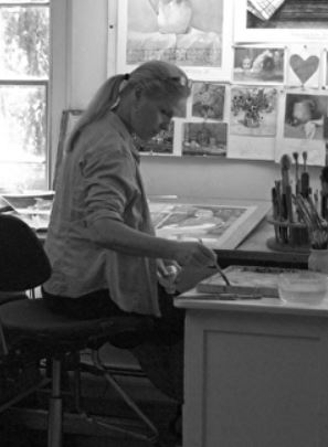 Deborah Chabrian Artist