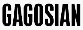 Gagosian logo