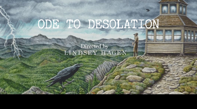 "Nature & Technology: ""Ode To Desolation"" On Fire Lookouts In North America By Lindsey Hagen"