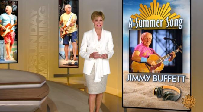 "Video Profiles: 73-Year Old American Singer Jimmy Buffett – ""Summer Songs"""