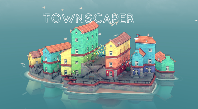 "Games: The Scandinavian Zen Of  The ""Townscaper"" Video ""Toy"" App (CityLab)"
