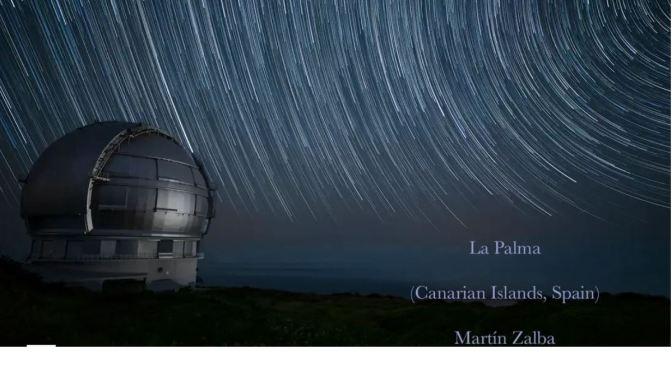 "New Timelapse Travel Video: ""La Palma – Canary Islands"" By Martin Zalba"