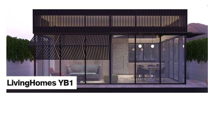 "Design: ""LivingHomes YB1"" Accessory Dwelling Units"