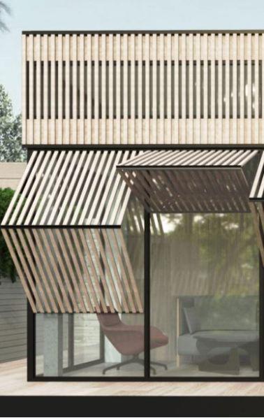LivingHomes YB1 Accesory Dwelling Units Exterior