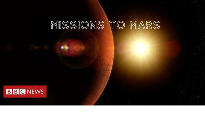 Space: UAE, China And USA Launch Missions To Mars – How Long Will It Take?