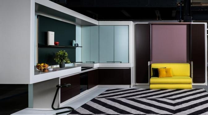 "Architecture & Design: ""Hafele Micro Living"" By MKCA – ""Transformative"""