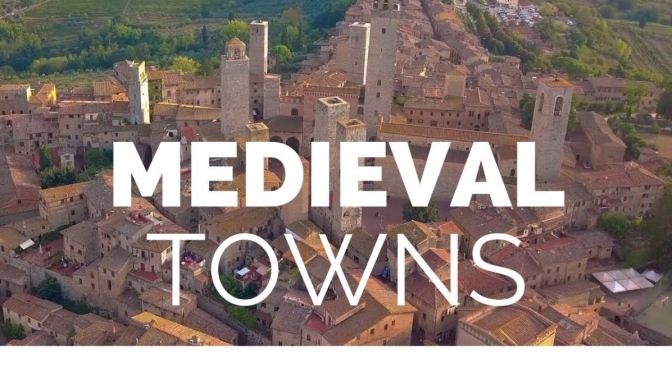 "Top New Travel Videos: ""Most Beautiful Medieval Towns In Europe"" (2020)"