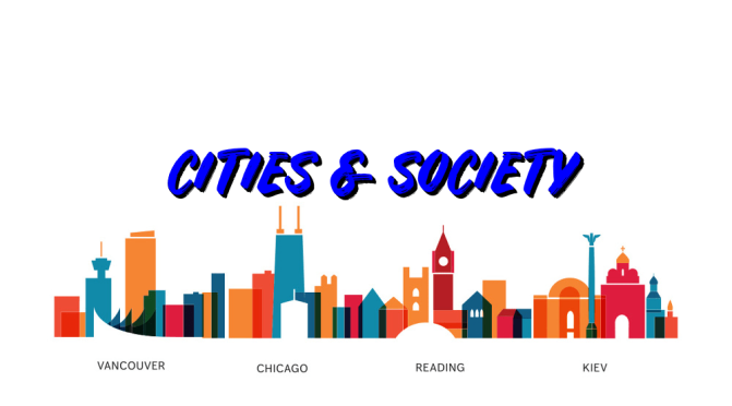 Cities & Society: The Changing Urban Landscape (Podcast)