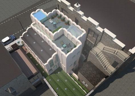 Peter Morris Architects - Cloud House 2020