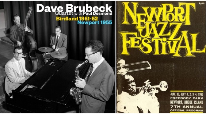 "Music Podcast: Highlights From The 1955 And 1960 ""Newport Jazz Festival"""