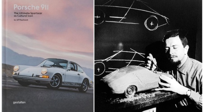 "History Of Auto Design: The Family Origins Of The ""Porsche 911"" (Gestalten)"