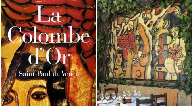 """New Arts & Culture Books:  """"La Colombe d'Or – Saint Paul de Vence"""" (Assouline)"""