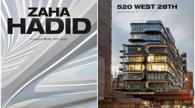 "New Architecture Books: ""Zaha Hadid – Complete Works"" (Taschen)"