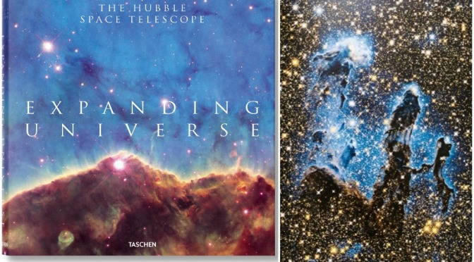 "New Astronomy Books: ""Expanding Universe – The Hubble Space Telescope"""