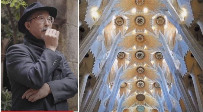 "Art Video: ""Stone Cut"" – A Japanese Sculptor's Quest With ""La Sagrada Familia"""