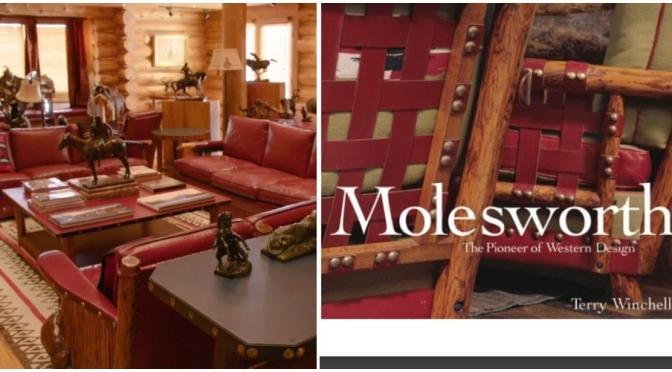 "Furniture Design: How Thomas Molesworth Captured ""Spirit Of The American West"" (Video)"