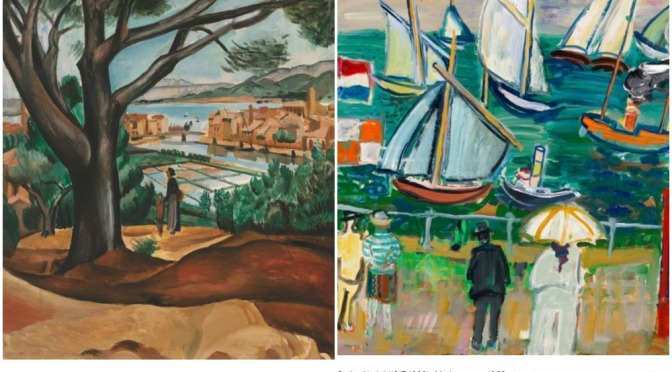 "Art History: How The Impressionists Elevated The ""French Riviera"""