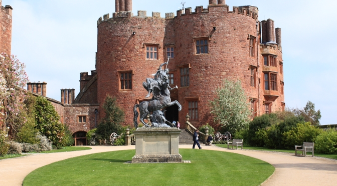 "Travel & History Tours: ""Powis Castle"" In Wales"