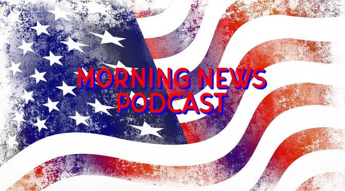 Morning News Podcast: Kamala Harris At DNC, Post Office, Stimulus Bill Talks