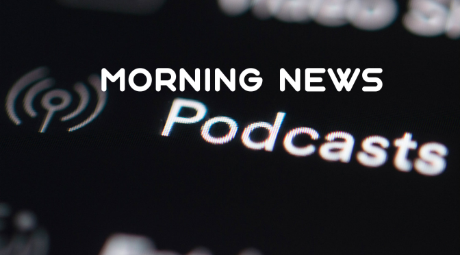 Morning News Podcast: Swing State Voters, Covid-19 Flare Ups & Black Holes