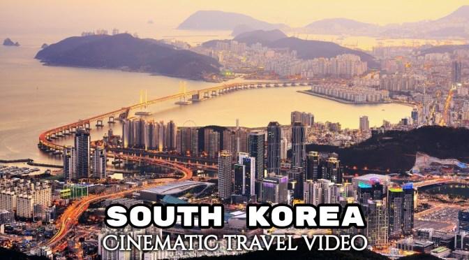 "Top New Travel Videos: ""South Korea"" (2020)"
