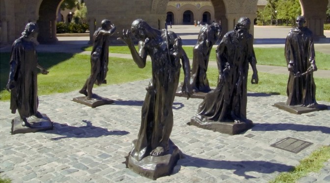 Art Centers: Sculptor Auguste Rodin's Enduring Appeal (Stanford Cantor)