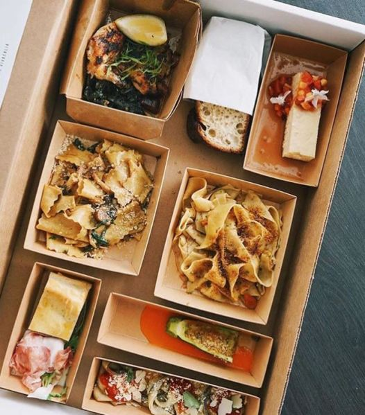 Takeout Food - Los Angeles Magazine July 2020