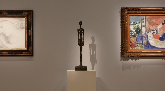 "Artist Profile Video: The ""Existential Sculptures"" Of Alberto Giacometti"