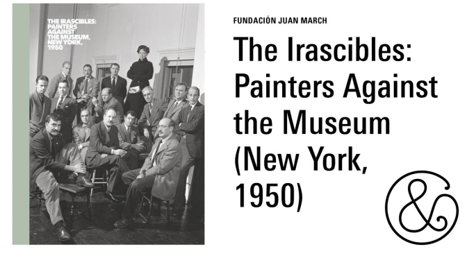 "Top New Art Books: ""The Irascibles: Painters Against The Museum – New York, 1950"" (July 2020)"