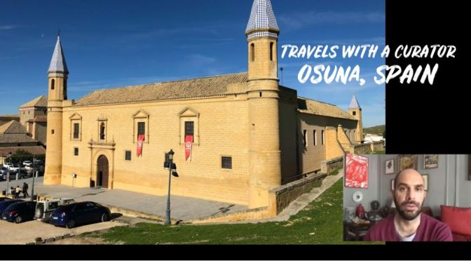 Travels With A Curator: Osuna, Spain (Frick Video)