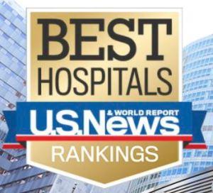 U.S. News & World Report - 2020 Hospitals Ranking