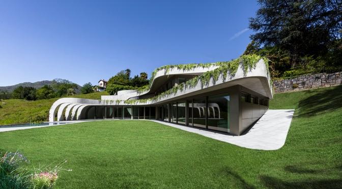 "World's Top Architecture: ""Atelier Alice Trepp"" In Switzerland By Mino Caggiula Architects (2019)"