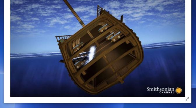 "Maritime History Video: The Epic Sinking In 1628 Of Sweden's Warship ""Vasa"""