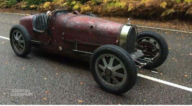 """Classic Cars: """"1928 Bugatti Type 35C Grand Prix"""""""